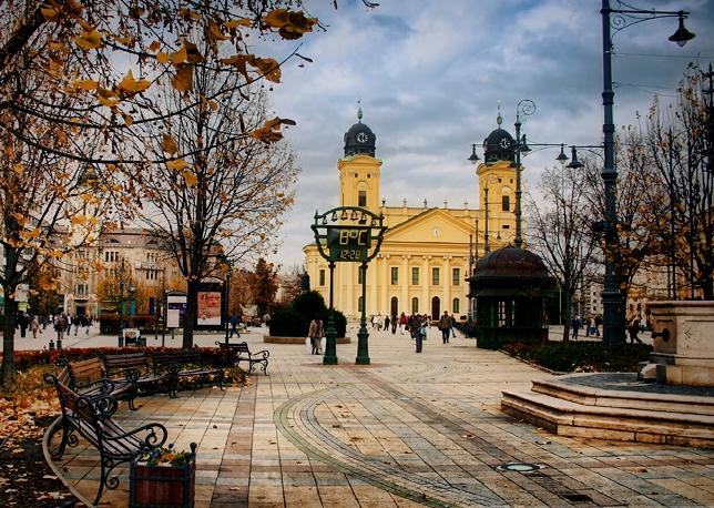 Debrecen The Debrecen Sun