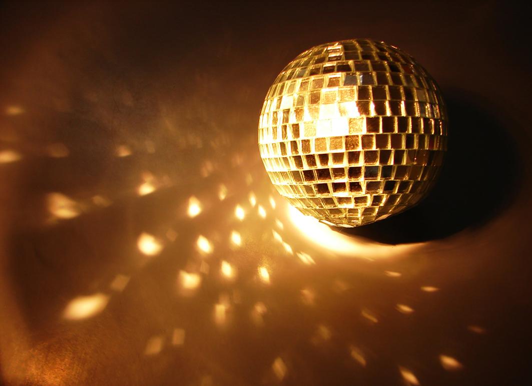 Party Disco Ball The Debrecen Sun