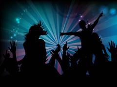 Dance-Party-Vector