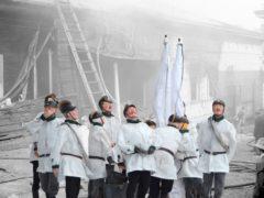 Arja Jäppinen - Önkéntes tűzoltóság