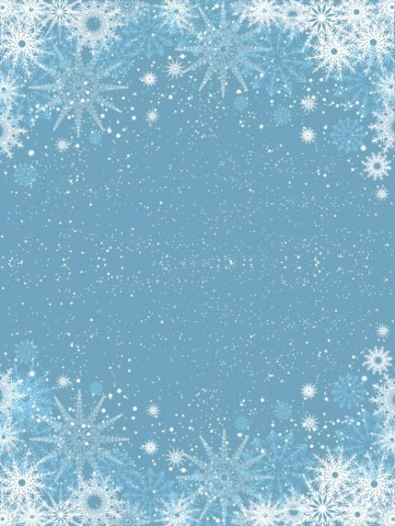 snowflakes-on-light-blue-background_1048-502