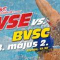 DVSE vs. BVSC-Zugló Waterpolo Match
