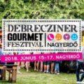 3rd Debrecziner Gourmet Festival Opened Yesterday