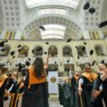 Graduation ceremony of the Faculty of Medicine